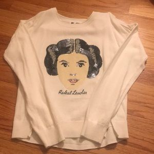Gap Star Wars light knit long sleeve